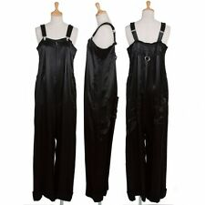 Y's Rayon satin painter overalls Size 3(K-39705)