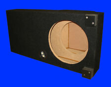 "CHEVROLET CHEVY AVALANCHE SINGLE 10"" BLACK SUBWOOFER SUB ENCLOSURE BOX"