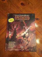 AD&D - Greyhawk Adventures - TSR