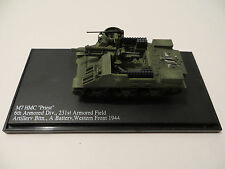 Hobby Master M7 HMC PRIEST Die Cast Tank with Case; 1:72; HG4701; NIOB