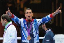 ANTHONY OGOGO HAND SIGNED GREAT BRITAIN LONDON 2012 OLYMPICS 6X4 PHOTO 4.