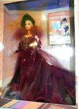 Barbie GONE WITH THE WIND Red dress Hollywood legends 1994 NRFB