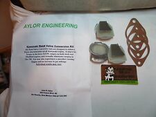 Kawasaki H2 REEDS Conversion- Aylor Engineering H2 H1 KH S3 S2 S1 two stroke