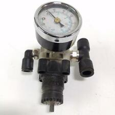 SMC PRESSURE GAUGE W/ SWITCH ARX20-F02