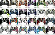 Choose Any 3 Vinyl Skins/Decals for Xbox 360 Controller - Free Shipping!