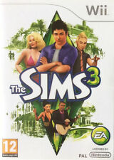 The Sims 3 (Nintendo Wii), Good Condition Nintendo Wii, Nintendo Wii Video Games