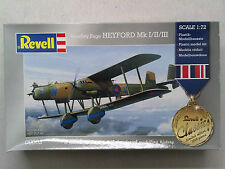 Revell 00002 Handley Page Hereford Mk I/II/III 1:72 Neu & eingetütet in off. OVP