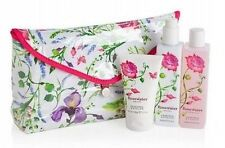 Crabtree & Evelyn Rosewater Essentials Body Cream, Bath and Shower Gel, & Lotion