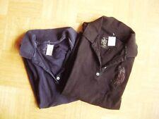 @ U.S. POLO ASSN. @ Poloshirt schwarz od. blau Gr. 42/44 Size XL UK 16 US XG