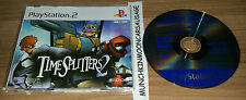 Time Splitters 2 Full Game Promo Sony PlayStation 2 PS2 FREE UK P&P