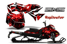 SKI-DOO REV XM SUMMIT SNOWMOBILE SLED GRAPHICS KIT WRAP CREATORX DECAL RCR