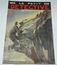N°53 LE PETIT DETECTIVE ARNOULD GALOPIN 1930 ILLUSTRATIONS MAITREJEAN