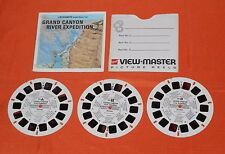 GRAND CANYON RIVER EXPEDITION VIEW-MASTER REELS (3-reel set with booklet only)