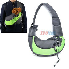 Small Pet Dog Cat Puppy Carrier Comfort Travel Tote Shoulder Bag Sling Backpack