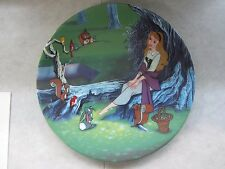 "Sleeping Beauty ""Once Upon a Dream"" ~ 7677B Knowles Plate ~ 1991 Walt Disney"