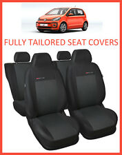 Car seat covers  VW UP  TAILORED SEAT COVERS  FULL SET   - Pattern 3  (278)