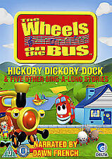 Wheels On The Bus - Hickory Dickory Dock & Five Other Singalong Stories [DVD], E