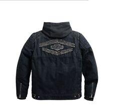 "Harley-Davidson canvasjacke/Hoodie ""Westmont"" 3in1 * 97595-17vm/000 s * talla s"