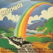 "Matchbox(7"" Vinyl P/S)Over The Rainbow-MAG 192-65-VG/VG"