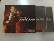 The Magic Of Andre Rieu 2010 by Andre Rieu 2 CD MINT/EX