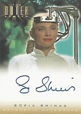 "Outer Limits Sex, Cyborgs...: A13 Sofia Shinas ""Valerie"" Autograph Card"