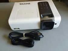 BENQ W1000 DLP FULL HD, 1080P Home Theater Projector, New Factory Lamp!
