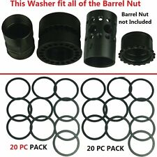 Free Float Rail Nut Washer Shims -20 PC Pack