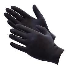 DISPOSABLE NITRILE GLOVES FOR PANEL BEATING MECHANICS / SAFETY - BOX OF 90 XXL