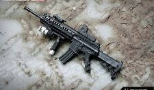 1/6 Scale Weapon M4A1 M4 SIR DRAGON Assault Rifle GUN BattleField  The Division