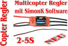 30A DYS - Multicopter brushles Regler mit SimonK Firmware / Speed Controller