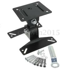 Plasma LCD LED Flat TV Swivel Wall Mount Bracket For VESA 75 100 15 17 19 22''