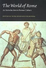 The World of Rome: An Introduction to Roman Culture - Jones, Peter V. - Paperbac