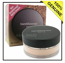 BARE MINERALS Bare Escentuals Medium Beige Matte Powder Foundation NIB