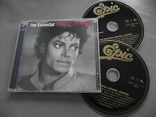 MICHAEL JACKSON THE ESSENTIAL 2 CD BEN BAD BEAT IT ABC THRILLER OFF WALL