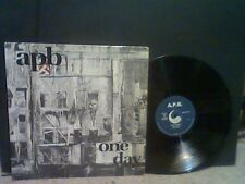 "APB  One Day  12"" single   Punk Indie   RARE !!"