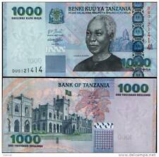 Tanzania - 1000 shillings - UNC currency note