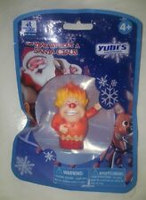 NEW Yubi's The Year without Santa Claus Heat  miser figure figurine- I SHIP FAST