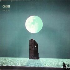 Mike Oldfield ‎- Crises GER 1983 Lp mint--