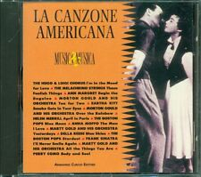 La Canzone Americana – Moffo/Boston Pops/Perry Como/Sinatra/Merrill Cd Perfetto