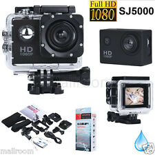 Mini SJ5000 Full HD 12MP Impermeabile Sport ActionCam Macchina fotografica 1080P