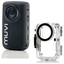 Veho Muvi HD Pro Camera 1080p LCD Cam VCC-005-MUVI-HD10 HD10 + Waterproof Case