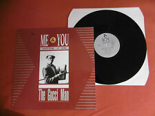 The Gucci Man - Me & You (Gettin' It On), GER 1988,LP, Vinyl: vg+