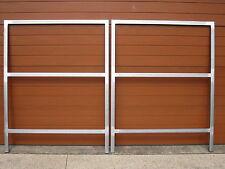 STEEL GATE FRAMES ,  BRAND NEW, 50X25 TUBING