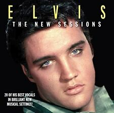 Elvis Presley - The New Sessions (2015 Album)