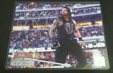 Roman Reigns 2016 WrestleMania 32 Exclusive Limited Edition Autograph #10 of 32