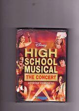 """WALT DISNEY -""""HIGHT SCHOOL MUSICAL: THE CONCERT"""" CON CONTENUTI SPECIALI, NUOVO"""