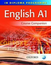 IB English A1 Course Book: For the IB Diploma (IB Diploma Program), Tyson, Hanna