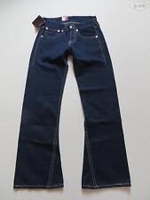 Levi's® 907 Bootcut Jeans Hose, W 28 /L 32, NEU ! Rockabilly indigo Denim, RAR !