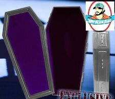 WWE Gray Coffin for Wrestling Figures