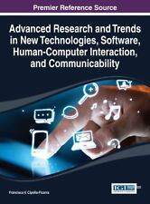 Advanced Research and Trends in New Technologies, Software, Human-Computer...